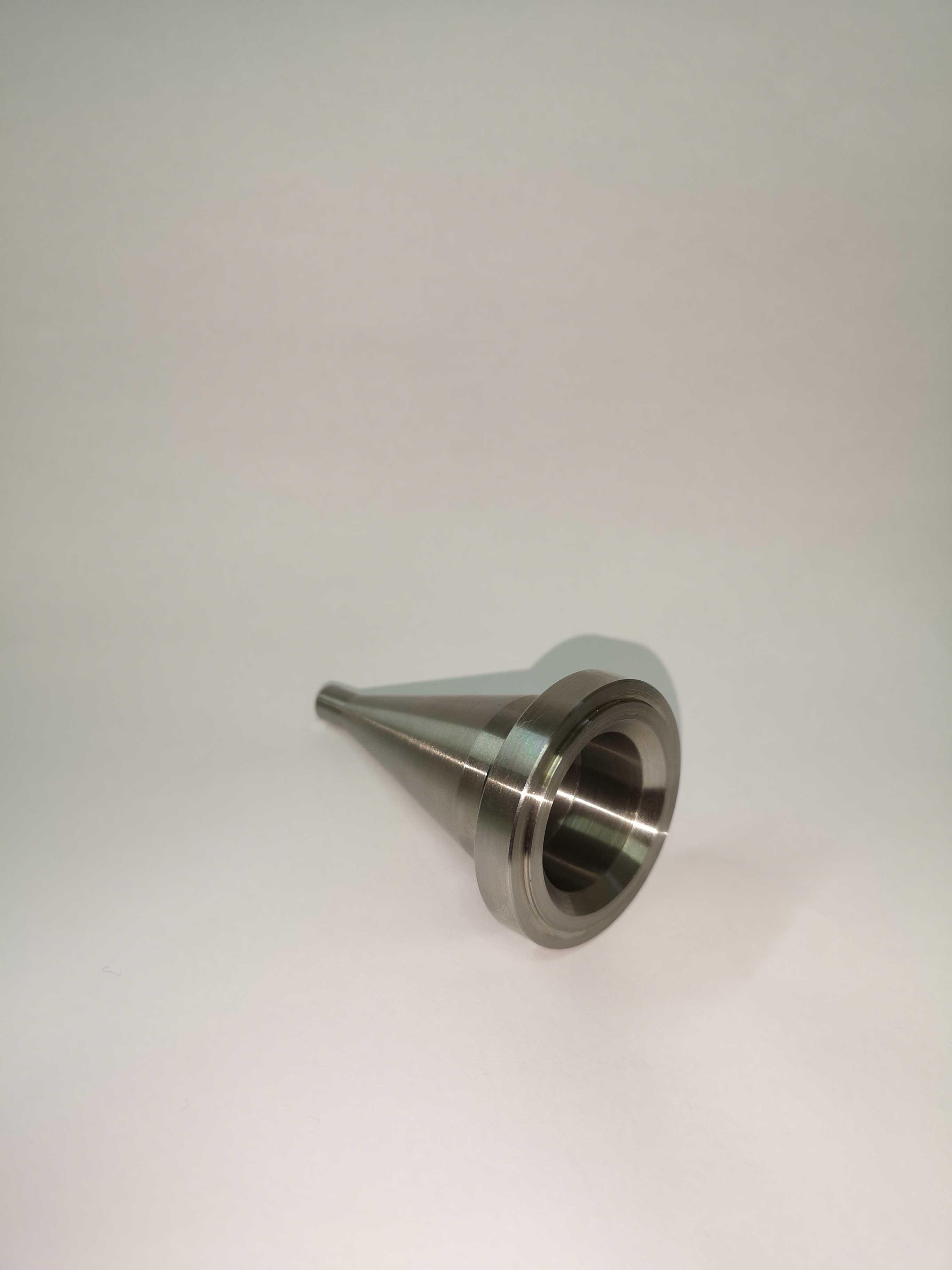 piece metal cone